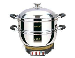 电热锅的用法