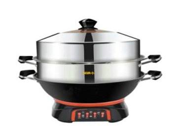 N款养生电热锅