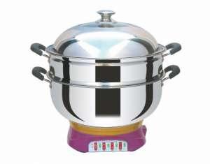 如何用多功能电热锅做绿豆汤