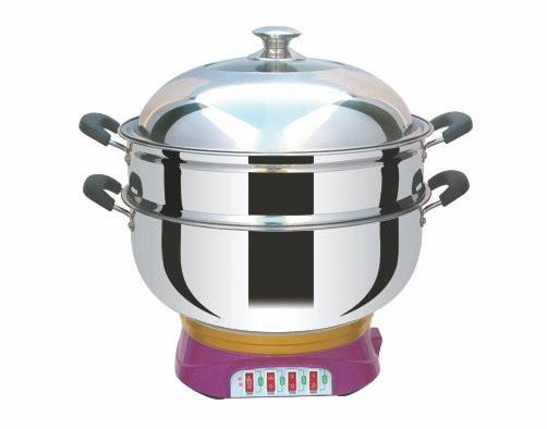 多功能电热锅的特点